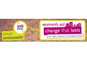 I am a Women's Aid Community Ambassador