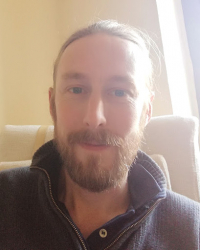 Alex Adkins, Counsellor, PGDip, MBACP