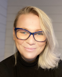 Katarina Gjertsen - Specialist in Relationship and Psychosexual Therapy