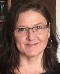 Adela Stockton, Accredited Counsellor, Supervisor, Trainer (COSCA, BACP)