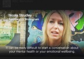 Appeared on South Today Sep 2016 talking about young peoples mental health