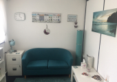 Counselling Room<br />A warm and confidential welcome awaits you.