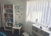 Counselling Room<br /> Please contact me for a free no obligation Initial Consultation.