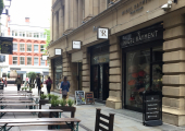 Therapy in Manchester, Old Bank Street, Manchester M2 7PE