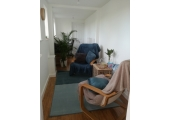 Counselling room<br />Secluded garden office