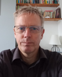 Martyn Harby MBACP (Reg.) - Integrative Counsellor