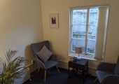 My therapy room in the City