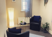 My newly refurbished counselling room is now ready to see you face to face.