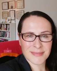 Rachel A Grayson: MSc; CTA; UKCP Registered Psychotherapist and Counsellor.