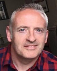 John Warrington                  MBACP