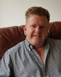 Anthony Jackson BSc (Hons) Counselling. Registered Member BACP.