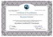 Suzanne Genner Counsellor MBACP  Accredited Certified EFT Practitioner image 1