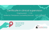 Certificate in Clinical Supervision