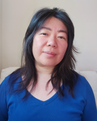 Anh Doan. Talking Counselling. Counsellor/Psychotherapy MBACP.