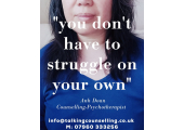low-cost counselling<br />You don't have to struggle on your own
