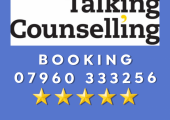 Talking Counselling with 5 starts