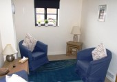 Lutterworth therapy room