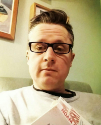 Dan Wyke MBACP - Skype & Phone Counselling