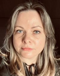 Virginija Lucauskiene, MBACP, HE Diploma, BA (Hons)