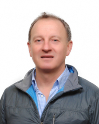 Patrick Lyttle - Psychotherapist