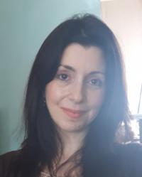 Luisa Frisenda  MA, BA (Hons) HCPC Reg. Counselling and Psychotherapy.