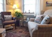 Comfortable harbourside room