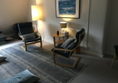 Consulting room<br />A calm and private space