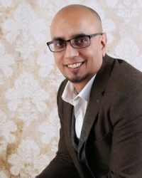 Saghir Shah, Regd BACP, BA (Hons) Integrative Counsellor
