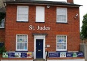 St Judes Physiotherapy Clinic<br />This is where I work from. There is a waiting room & toilet facilities.