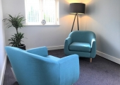 Out of the Blue Counselling & Psychotherapy Space