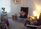 Counselling Room<br />Counselling Room - A safe place to talk and be heard