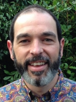 Chris Sansom, BA (Hons), M.A, Dip in Integrative Counselling, MBACP (Accred.)