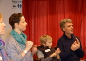 EFT tapping workshop at CB2 bistro cafe in Cambridge