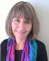 Fiona Corbett  MBACP Accred Counsellor, EMDR therapist and Clinical Supervisor.