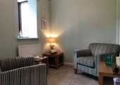 Counselling Room - This is where your counselling sessions will take place.