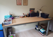 Creative therapy space
