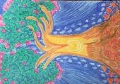 Reiki tree as symbolsim of the Ego