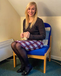 Natalie Smith (BACP Accredited), EMDR, MSc Counselling Psychology and, BSc