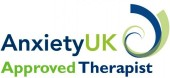 Anxiety UK Approved Therapsit