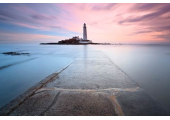 St.Mary's Lighthouse, beside my home