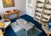creative counselling room