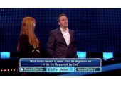 Rea on ITV's The Chase