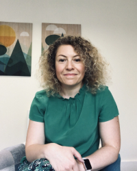 Dr Emilie Cassell, Chartered Clinical Psychologist