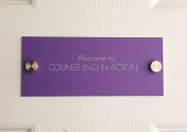 Counselling In Action Door
