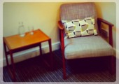 comfortable counselling room