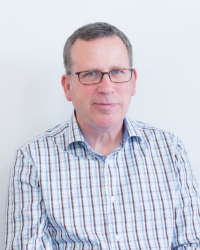 Tom Anderson, (BABCP) Accredited Cognitive Behavioural Therapy Practitioner.