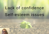 Lack of confident could held you back to be yourself
