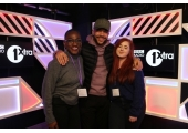 Talking about Borderline Personality at BBC Radio 1 Xtra