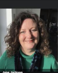 Jane Jackson BA (hons) Counselling, Member BACP