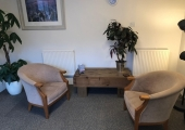 My therapy room in Matlock
